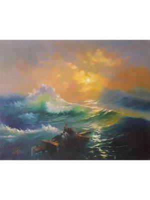 Hope - 80 x 100 cm Original painting