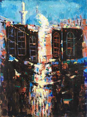 Confetti Baghdad 50 x 70 cm