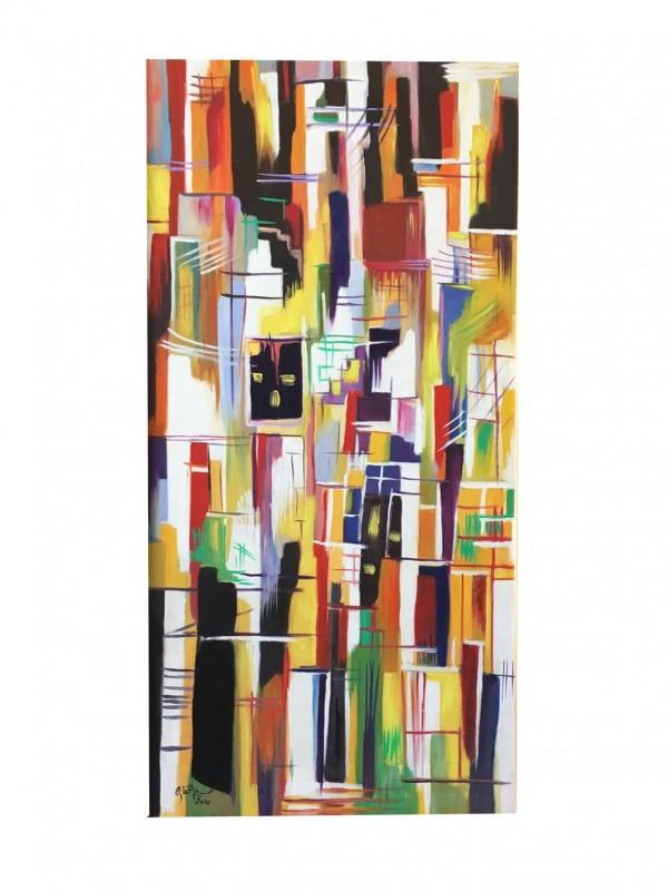 Mondrian Proximity – 60 x 120 cm